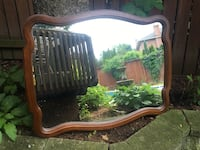 Delivery - large antique French mirror  Mississauga, L5G 1J5