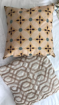 Decorative Cushions with Cover - 16x16inch
