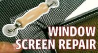 Window & Door screen mesh repairs! Vaughan