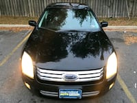 2009 Ford Fusion SE Washington