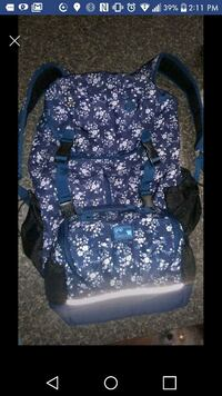 Gap blue and white floral backpack w lunchbox Johnstown, 15902