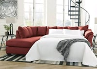 Brand New☆LAF Sectional Sofa Sleeper!☆Easy Buy&Pay Baltimore, 21215