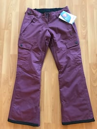 Ripzone Snowpants - Size S 535 km
