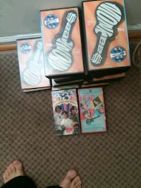 Lot of 21 collector's monkees vhs tapes