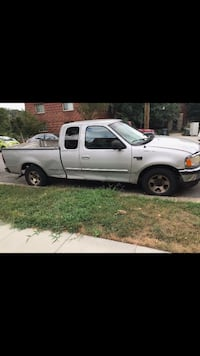 1999 Ford F-150 Silver Spring