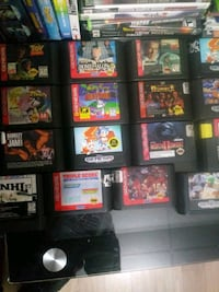 assorted Nintendo DS game cartridges 470 km