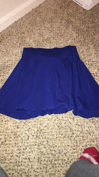 Size Small VS High Waisted Blue Skirt Lee's Summit, 64064