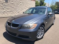 2007 BMW 328xi ONLY 107K!!! CLEAN TITLE!! LEATHER SUNROOF HEATED SEATS AND MORE!! GOOD TIRES AND BRAKES!! DRIVES GREAT!! Philadelphia
