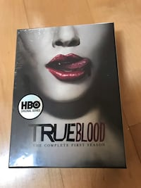 True Blood HBO DVD The Complete First Season  Toronto, M6L 1L1