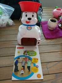 Fisher price tippin treats game Odenton, 21113