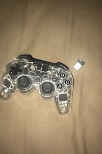 Cool glowing ps3 controller Surrey, V4N