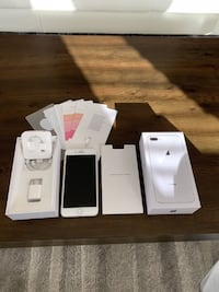 2 iPhone 8 pluses.  $300 for one $500 for both Toronto