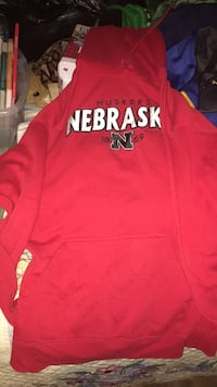 Nebraska hoodie XXL Council Bluffs, 51501