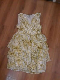 Yellow Floral dress Westminster, 92683