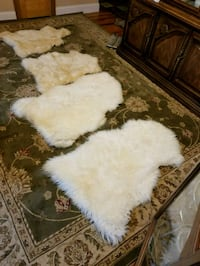 white and brown fur textile Queens, 11364