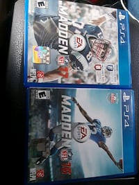 PS4 games Edinburg, 78539