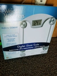 Digital Weight watcher by con air 797 mi