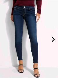 Guess Low-Rise Power Skinny Jeans - Size 25 Toronto, M5V 3M8