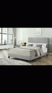 Happy Homes Quenn bed with  QUEEN  Matress set