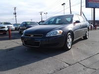 2008 CHEVROLET IMPALA LS GRAY WITH LOW MILES  Melrose Park, 60160