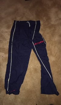 black and red Nike sweat pants Gainesville, 20155