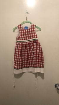 cherry children's dress  Village of Clarkston, 48346