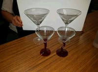 Martini glasses Toronto, M3J 1P6