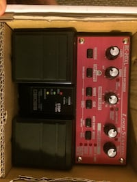 Boss Rc20 XL loop station pedal Annandale, 22003