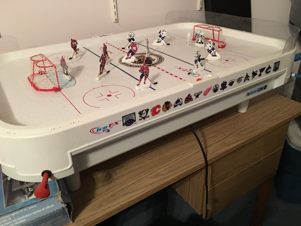 Ice FX Electric hockey table