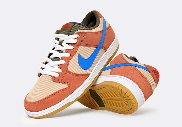 low price sale online here best value Nike SB Dunk Low Corduroy Dusty Peach