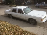 1990 Ford Crown Victoria Calgary