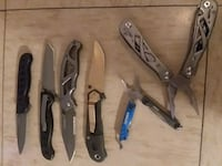 Gerber knife collection Winchester, 22602