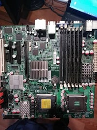 green and black computer mother board White Lake charter Township, 48383
