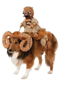 Bantha Dog Costume Ashburn, 20147