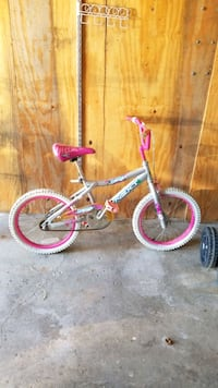 Bike size 18 two years old  Mississauga, L5N 2B6