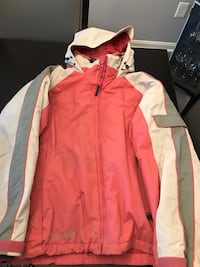 Women's XL pink Columbia winter jacket Ashburn, 20147