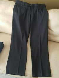 MENS DRESS PANT, BLACK