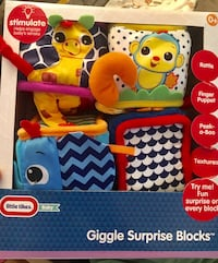 Giggle blocks-new  Germantown, 20874