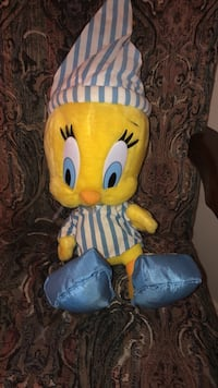 LOONEY TUNES Sleepytime Tweety Bird  Special Edition Fairfax, 22030
