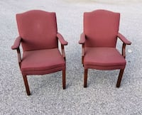 2 Chairs  Manchester, 17345