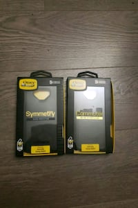 black and yellow Otter Box iPhone case Richmond, V7C 4T8