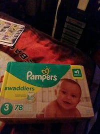 Baby pampers  Richmond, 94804