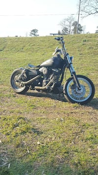 used custom 2007 harley dyna street bob for sale in cullman letgo. Black Bedroom Furniture Sets. Home Design Ideas