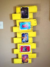 Handmade wooden photo display. Great Christmas gift ideas! Albuquerque, 87113