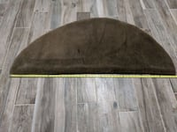 Fire-resistant hearth rug Milford, 01757