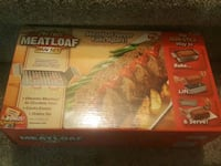 Meatloaf pan. Brand new in box.  Kitchener, N2P 1K3