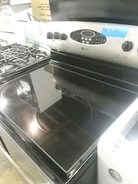 Maytag stainless steel stove electric excellent co 46 mi