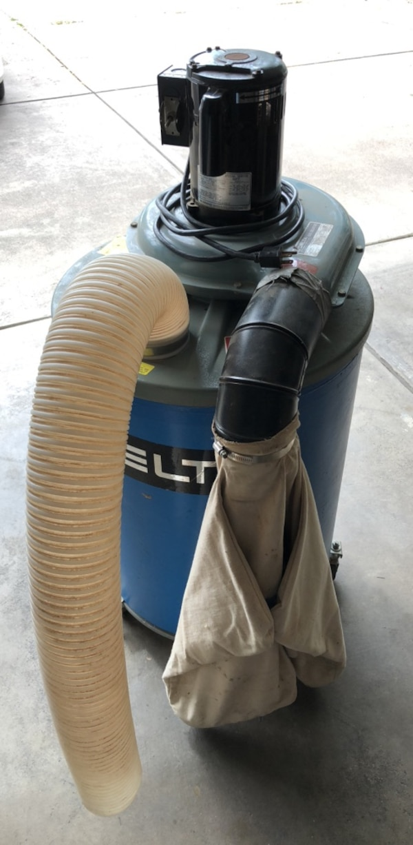 0ccce37f7c3ba Used Delta Dust Collector for sale in Greeley - letgo