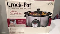 black and gray Hamilton Beach slow cooker box Maple Valley, 98038