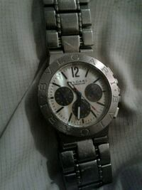Bvlgari watch store price was expensive  so I'm trying to get 1500 for